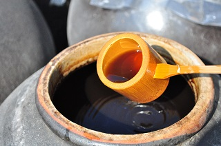黒酢/醸造酢(液体)[福山黒酢/有機米黒酢/黒大豆玄米酢]
