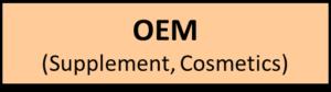 OEM(Supplement,cosmetics))
